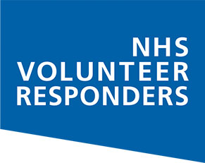 NHS Volunteer Responders Logo